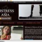 Access To Mistress Of Asia