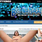 Bignaturals.com Free Accounts And Passwords