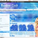 Buster Cash Hacked Password