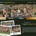 CZECH GARDEN PARTY Access