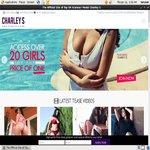 Charley-s.com Login Codes