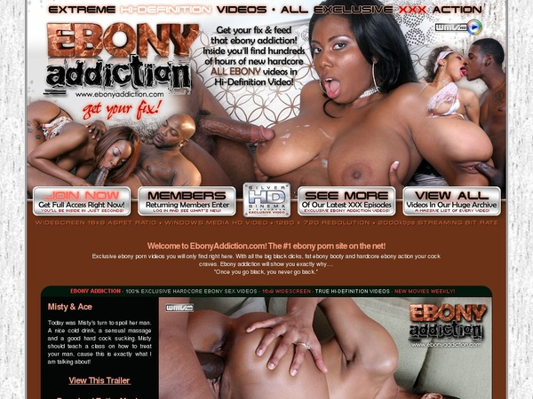Ebonyaddiction Nude