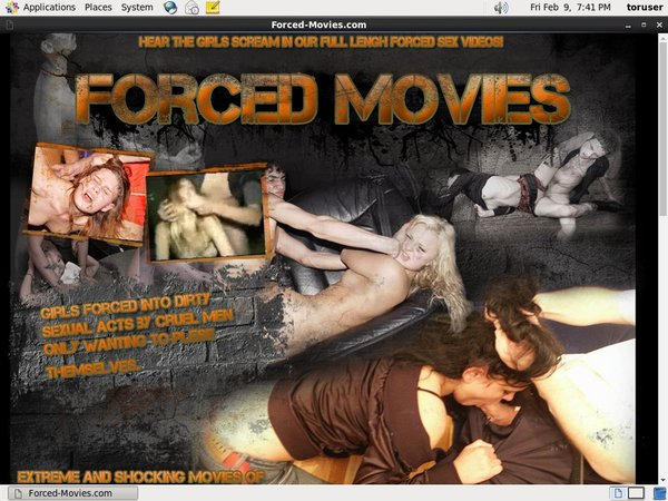 Forcedsex-movies.com Mobile Passwords