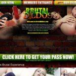 Free Brutal Dildos Passes