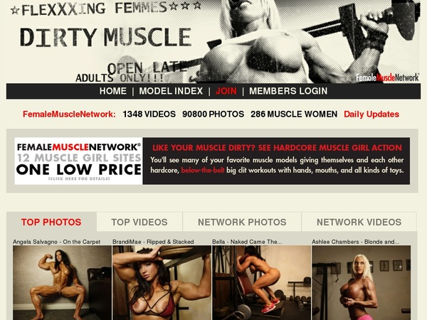 Free Dirtymuscle.com Videos