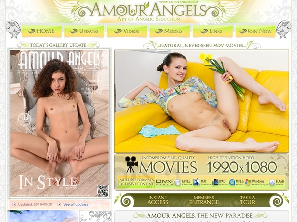 Real Amour Angels Accounts