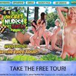 Secret Nudist Girls Subscription