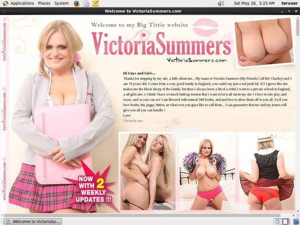 Victoria Summers Hard