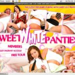 How To Get Sweet White Panties Account