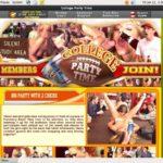 Collegepartytime.com Latest