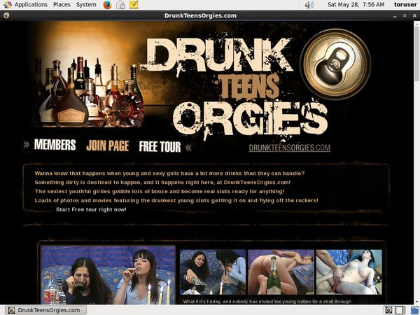 Drunkteensorgies Join By Direct Pay