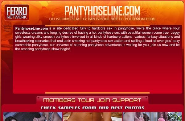 Pantyhoseline.com Hard