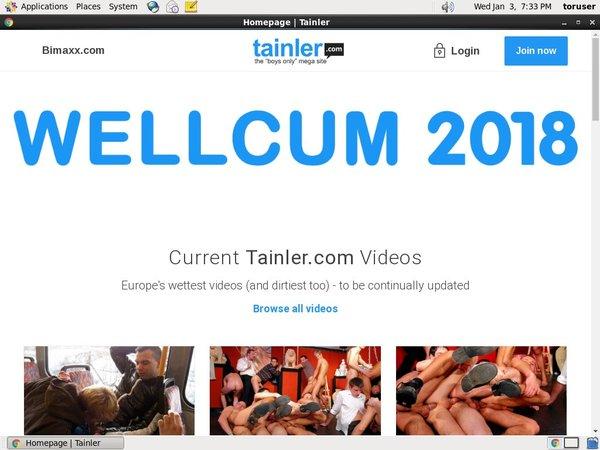 Tainler.com Account Generator
