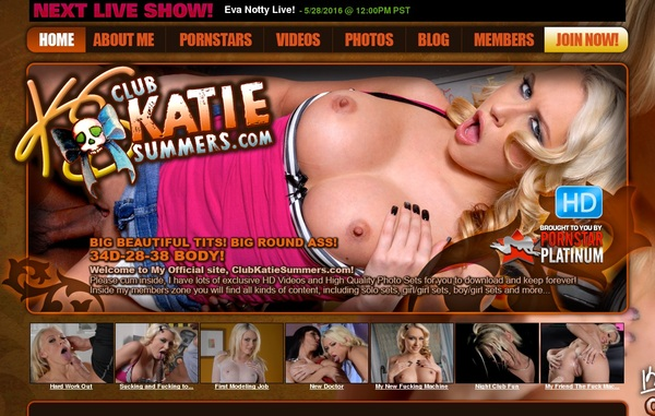 Club Katie Summers Become A Member