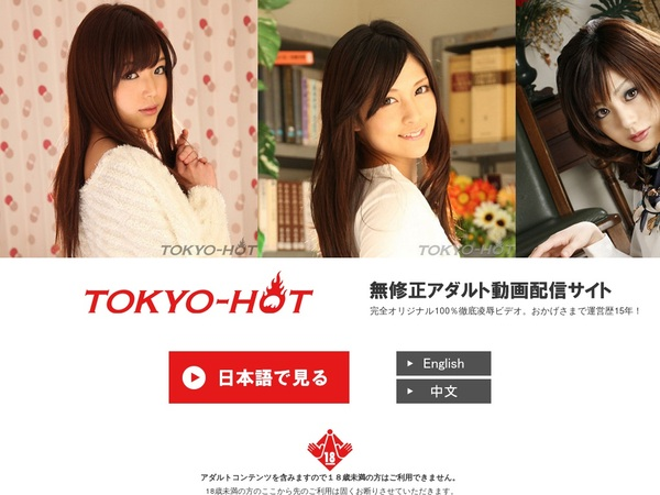 Tokyo-hot.com Daily Accounts
